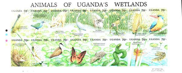 1991 Uganda