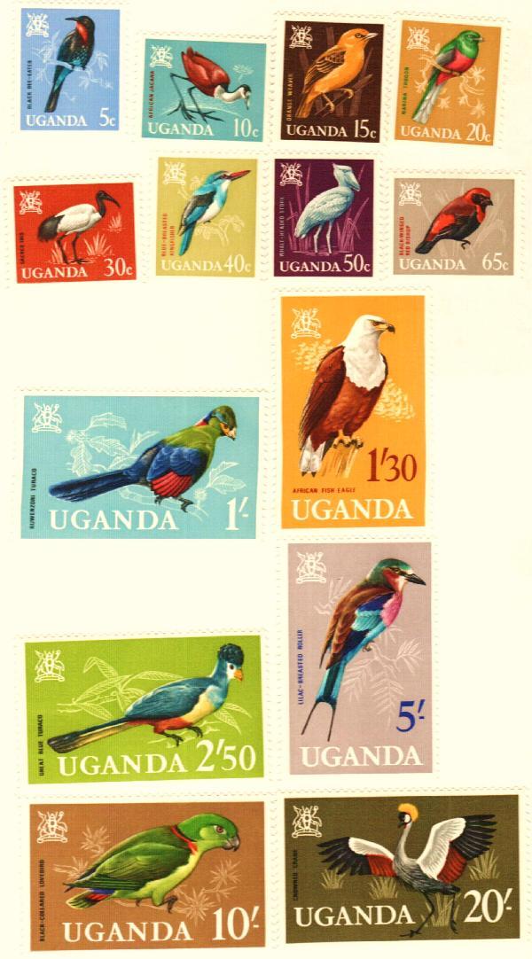 1965 Uganda