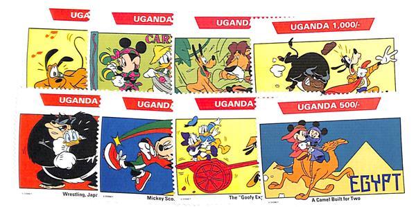 1992 Uganda