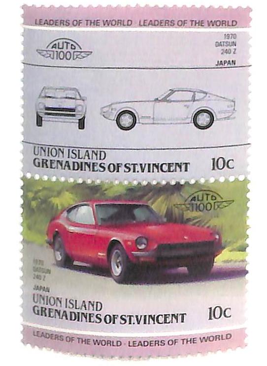 1985 Union Island