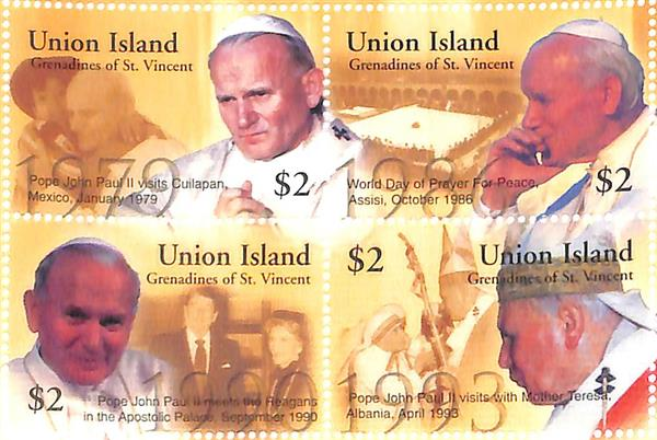 2005 Union Island