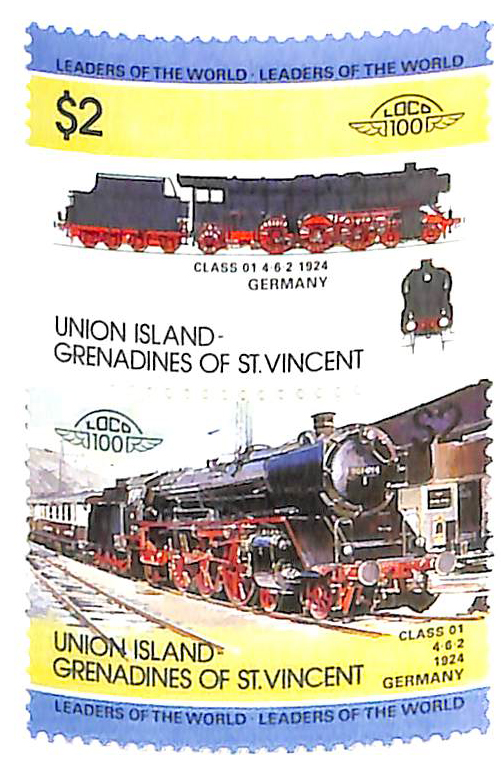 1984 Union Island