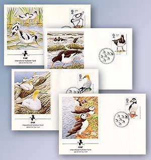 1989 Great Britain Birds