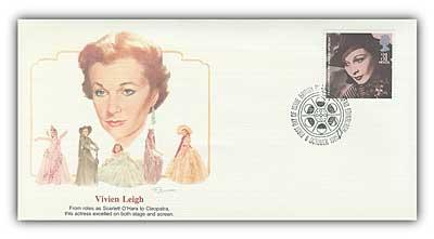 1985 31p Vivien Leigh