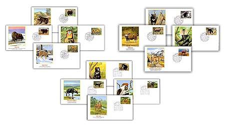 2004 Endangered Species Set of 12