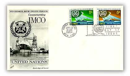 1964 5c/11c I M C O