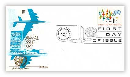 1972 11c Birds in Flight