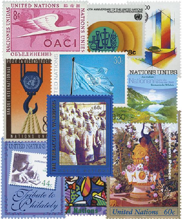 1951-2008 UN Year Sets