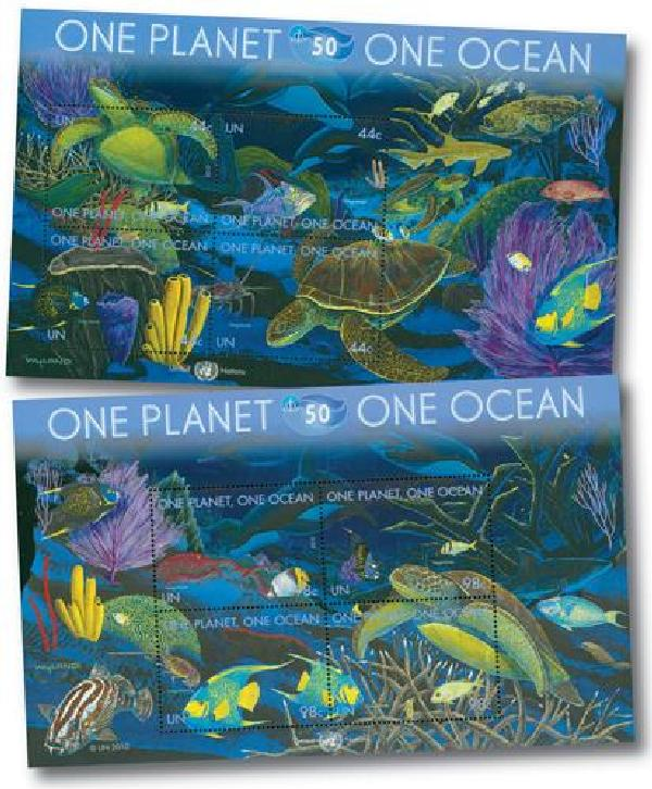2010 UN NY One Planet, One Ocean
