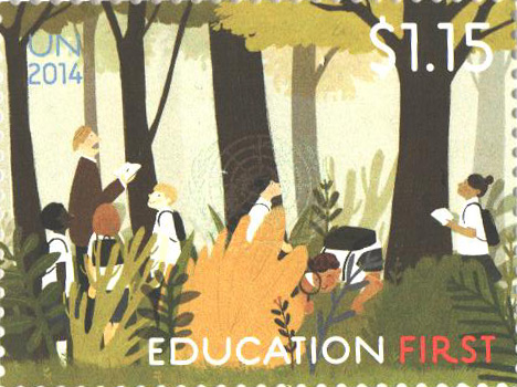 2014 $1.15 Education 1st