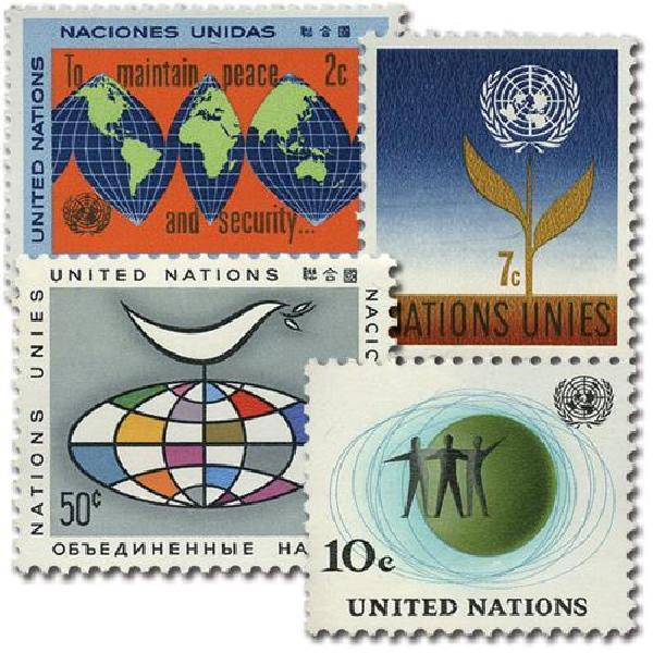 1964 Definitives