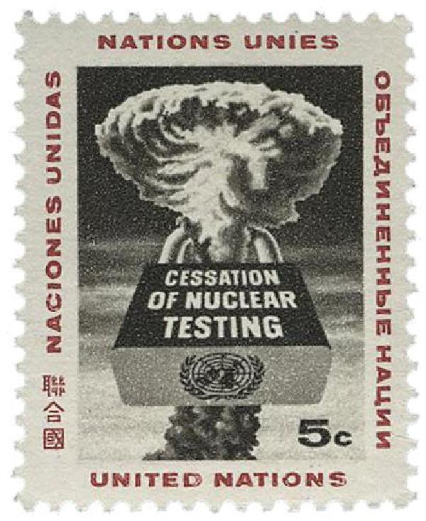 1964 Nuclear Test Ban Treaty