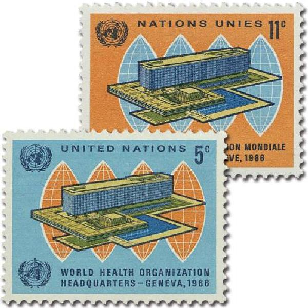 1966 World Heath Organization