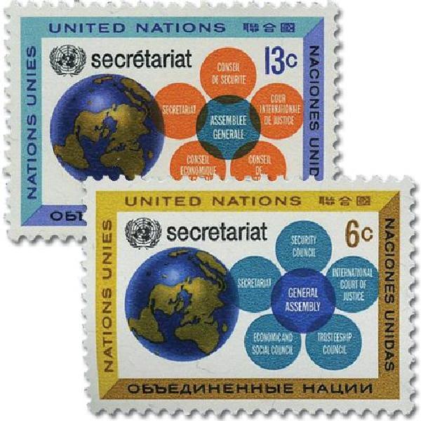 1968 United Nations Secretariat