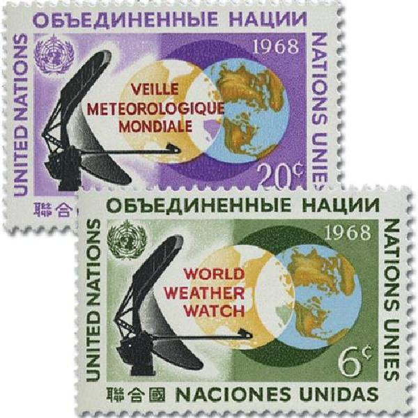 1968 World Weather Watch