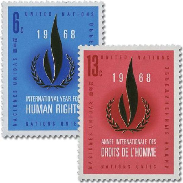 1968 Intl Human Rights Year