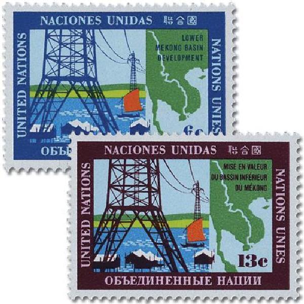 1970 Mekong Delta Developement