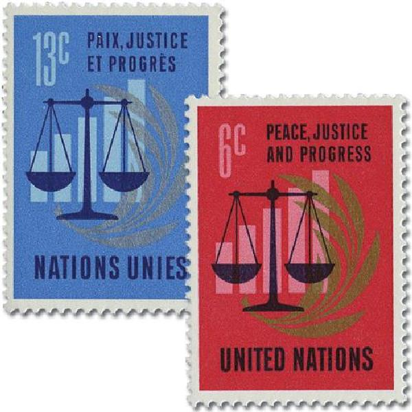 1970 Peace, Justice and Progress