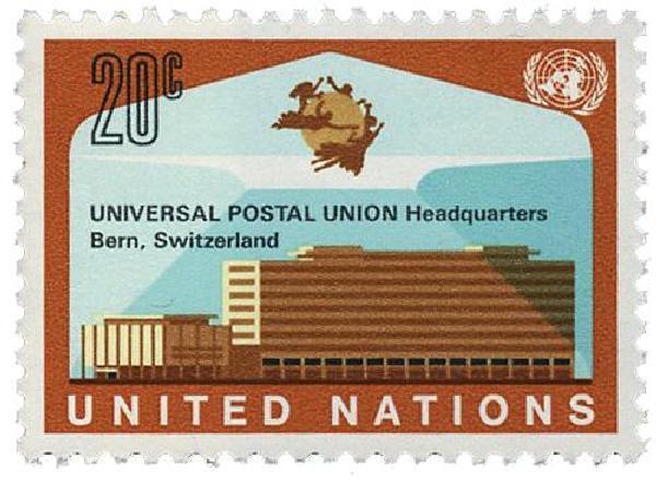 1971 UPU Building