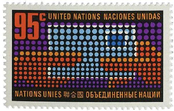 1972 95c Definitive