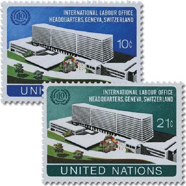 1974 ILO Headquarters