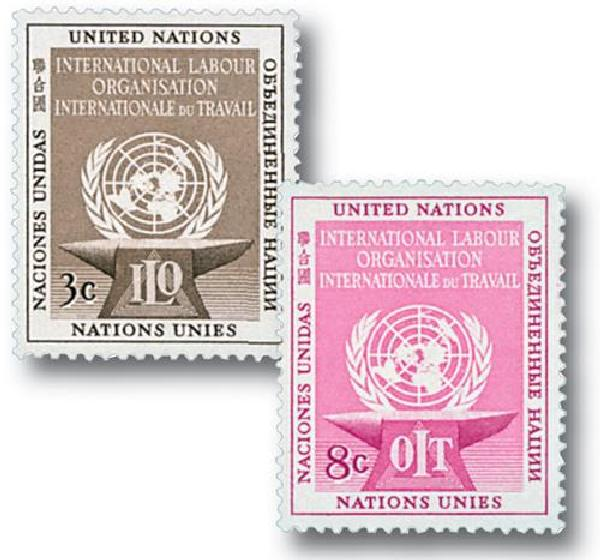 1954 International Labor Organization