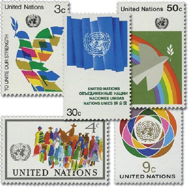 1976 Definitives