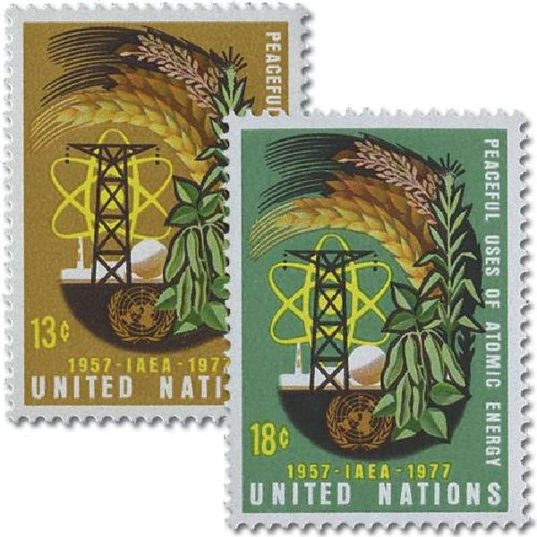 1977  Atomic Energy, Peaceful Uses