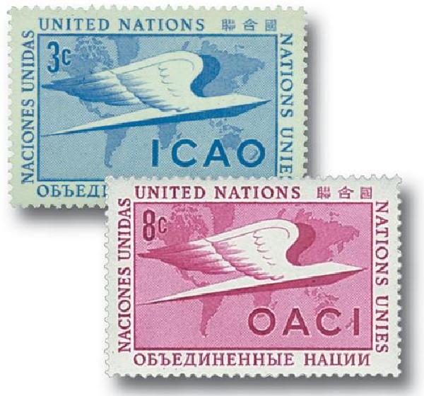 1955  Intl Civil Avation Organization