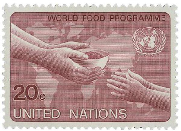 1983 20c World Food Program