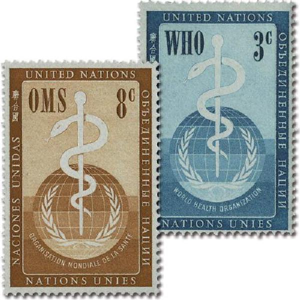 1956 World Health Organization