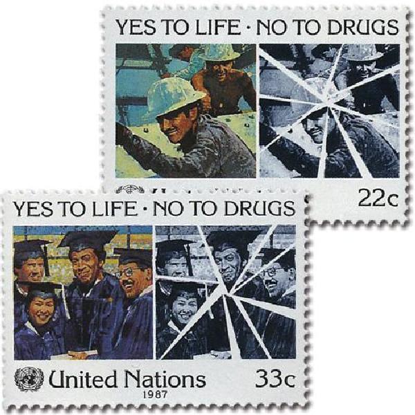 1987 Fight Drug Abuse