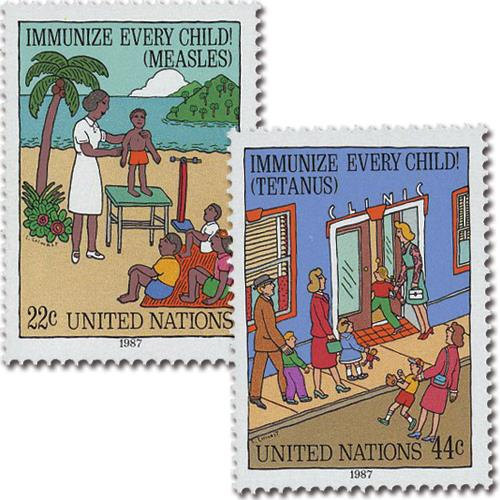 1987 Immunize Every Child