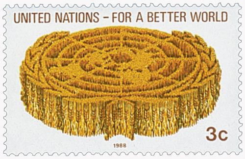 1988 United Nations for a better World