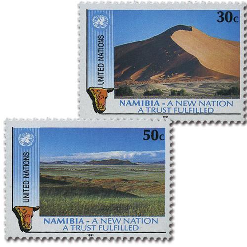 1991 Namibian Independence