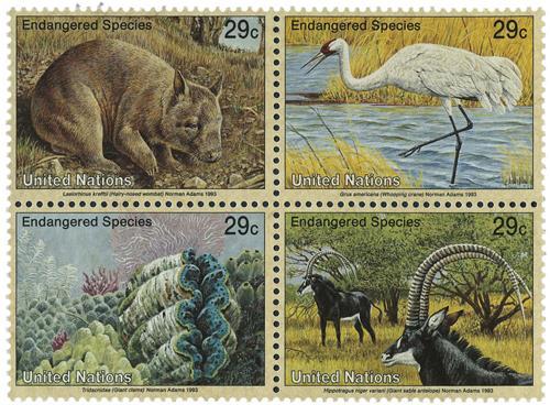 1993 Endangered Species