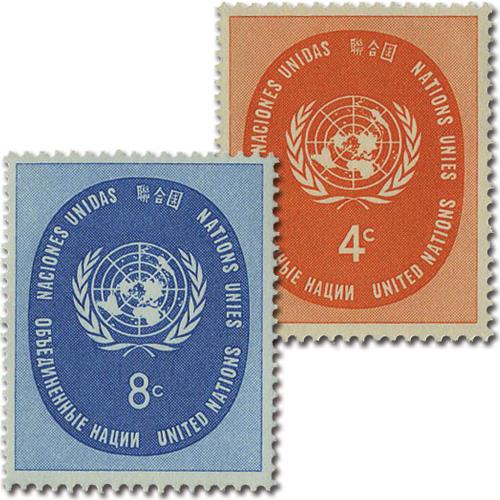 1958 United Nations Seal