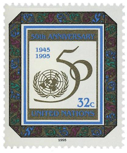 1995 United Nations 50th Anniversary