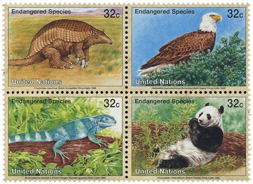 1995 Endangered Species