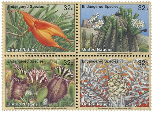 1996 Endangered Species