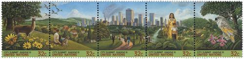1996 City Summit/Habitat II