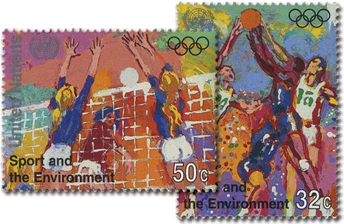 1996 Sports and the Environment