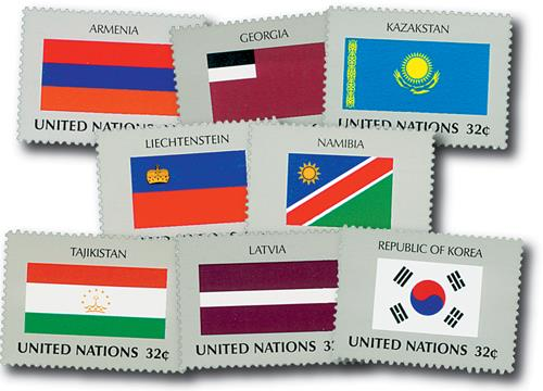 1997 World Flags