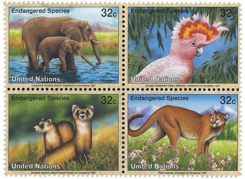 1997 Endangered Species