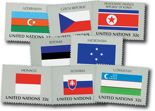 1998 World Flags