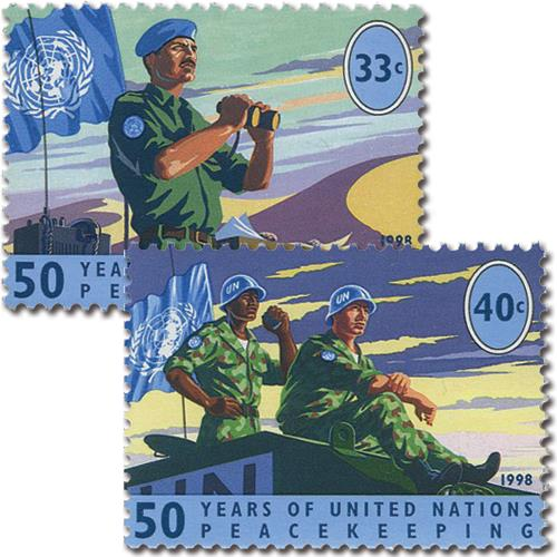 1998 Peacekeeping, 50th Anniversary