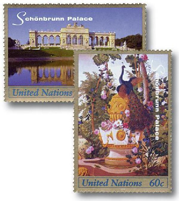 1998 Schonbrunn Castle, Vienna
