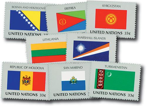 1999 World Flags
