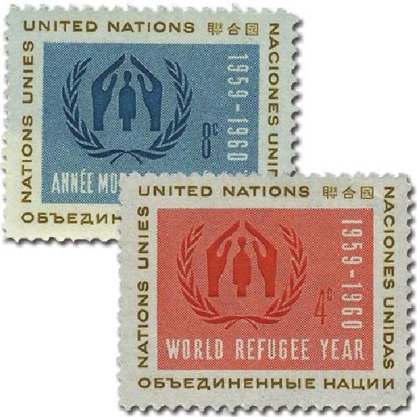 1959 World Refugee Year