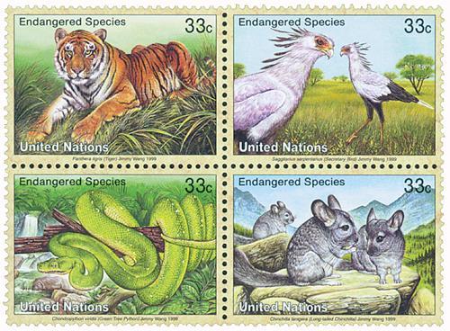1999 Endangered Species